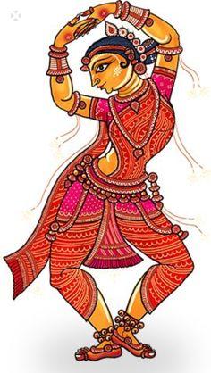 Indian Traditional Paintings, Indian Art Paintings, Traditional Art, Kalamkari Painting, Madhubani Painting, Sanskrit, Rajasthani Art, Kerala Mural Painting, Madhubani Art