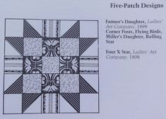 Drafting, Part Changing the Size of Pieced Quilt Blocks – See How We Sew Paper Piecing Patterns, Quilt Patterns, Quilts Online, Patchwork Tutorial, Farmer's Daughter, Used Computers, Patch Design, Barn Quilts, Pattern Blocks