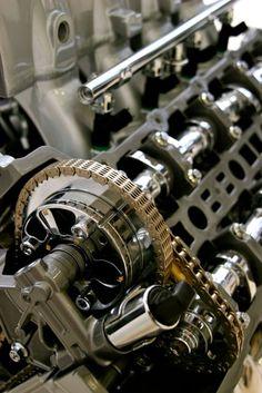 Aston Martin engine