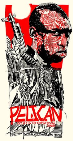 Pelican Portland - Tyler Stout For Sale Here: http://printdrop.com/index.php?target=product&product_id=16582