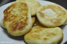 Easy Flat Bread Recipe – Be A Fun Mum