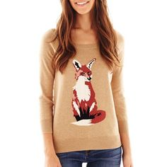 The Fox Sweater I found today <3