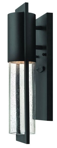 """View the Hinkley Lighting 1326-LED 15.5"""" Height Dark Sky LED Outdoor Wall Sconce from the Shelter Collection at LightingDirect.com."""