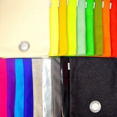 Hangbags in alle kleuren van de regenboog