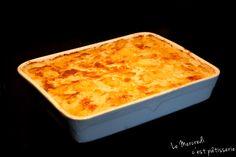 Le mercredi c'est pâtisserie: Gratin dauphinois Les puristes vont hurler, mais je rajoute du comté à la recette traditionnelle ...