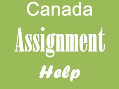 Helpwithassignment.com is the #1 leading assignment provider in Canada. It's hard for an Canadian college student to manage college and job shifts. So, keeping that in mind HelpwithAssignment Canada has extended its services to the students of Canada and made assignment writing easy. #AssignmentHelpToronto #OnlineAssignmentHelpCanada #AssignmentHelpKijiji