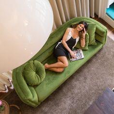 Elvie sofa-   MOM: the MAISON&OBJET experience all year round