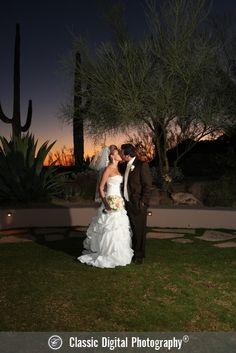 Four Seasons Resort Scottsdale Wedding Photos  | Image by Classic Digital Photography®, LLC, Gilbert, Arizona
