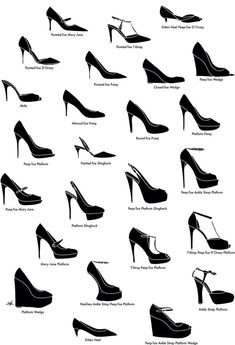 Fashion infographic & data visualisation 22 Fashion Infographics You Need In Your Life Infographic Description Can you tell the difference between a slingback and a mule? Look Fashion, Fashion Shoes, Fashion Beauty, Fashion Design, Fashion Men, Fashion Guide, Fashion Hacks, Fashion Advice, Fashion Clothes