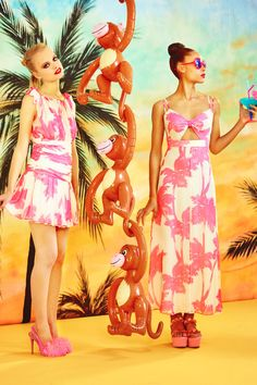 Moschino Cheap And Chic Spring 2014 Ready-to-Wear Collection Slideshow on Style.com