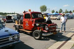 1948 Ford Tow Truck