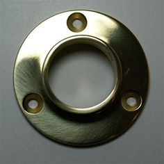 Closed End Closet Rod Flange