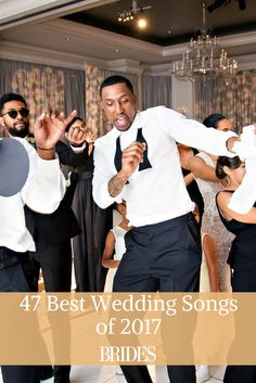 If you're getting married soon, make sure your reception is the talk of the town with the 56 best wedding songs of 2018 Best Wedding Songs, Wedding Dance Songs, Wedding Playlist, Wedding Advice, Wedding Ideas, Country Wedding Music, Wedding Reception Music, Wedding Bride, Wedding Shot