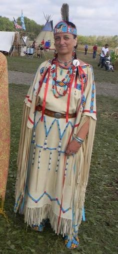 Southern-Style PowWow-Kleid