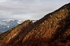 Sunrise In Lenzerheide by FVDB Switzerland, Grand Canyon, Past, Landscape, Pictures, Travel, Beautiful, Photos, Past Tense