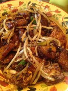 The new art of baking: Char Kueh Kak - Malaysian Fried Rice Cake
