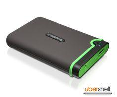 Transcend StoreJet 25M3 1TB External HDD Gen 1, Hdd, How To Look Better