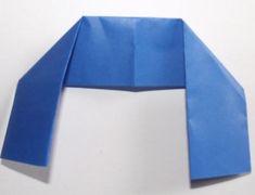 Origami Olympic rings - illustration 4