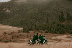 Engagement photos are awesome. Engagement photos with dirt bikes are next level. Dustin and Kylee's dirtbike engagement photo session was NEXT LEVEL!