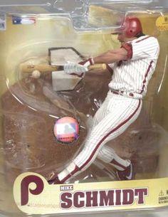 Action Figure Boxes - Baseball: Mike Schmidt