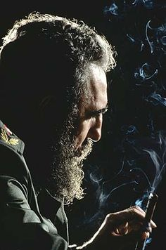 Eddie Adams, Fidel Castro, Havana, 1984 on - -