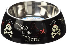 Loving Pets Bad to The Bone Milano Bowl for Dogs, Large L... https://www.amazon.com/dp/B00FMS5C58/ref=cm_sw_r_pi_dp_x_EgpVybNVYV424