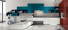 Le cucine Scavolini dal catalogo 2013