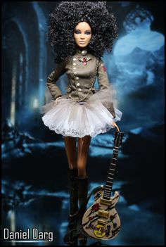 https://flic.kr/p/gcnrVc | Hard Rock Cafe Barbie