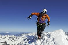 Mt Eiger - The Most Amazing Climb With Ice Picks! https://www.facebook.com/photo.php?v=10201554345433900