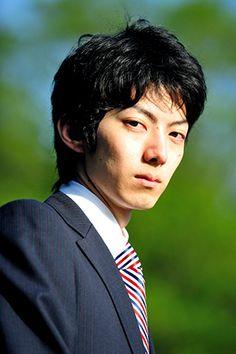 Shogi player / Taichi Nakamura