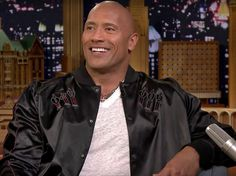 The Rock opens up about his possible presidential run  and he already has an amazing slogan