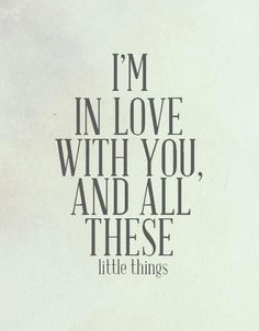 little things, one direction <3