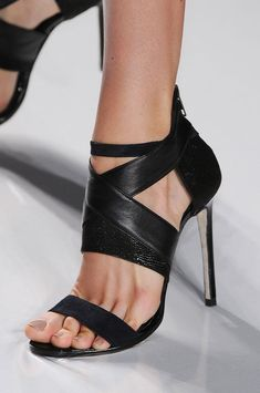 J. Mendel at New York Fashion Week Spring 2012 - Details Runway Photos