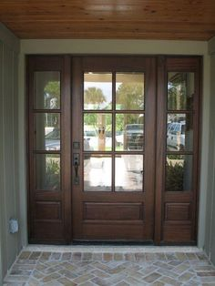 Welcome to FrenchDoorDirect. We a manufacturer of unique entry door french door wood door front door iron door custom door - July 20 2019 at The Doors, Windows And Doors, Entrance Doors, Panel Doors, Door Entry, Sliding Doors, Door Design, House Design, Exterior Design