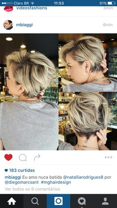 100 Mind-Blowing Short Hairstyles for Fine Hair Blonde Pixie Bob With Dark Roots Haircuts For Fine Hair, Bob Hairstyles, Layered Hairstyles, Blonde Haircuts, Natural Hairstyles, Bob Haircuts, Sassy Haircuts, Braided Hairstyles, Popular Haircuts