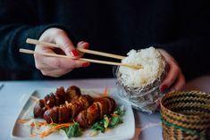 Thaï Sep : les délicieux mets laotiens et thaïlandais de la rue Jean-Talon Mets, Rue, Grains, Food, Thai Food Restaurant, Jeans Heels, Kitchens, Meals, Yemek