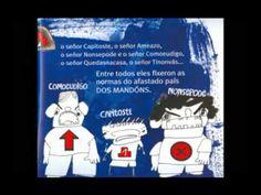 """O país dos mandóns""  de Paloma Rodríguez e Cristina Justo - Ed. Embora Cristina, Social Equality, Reading"