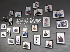 Afbeeldingsresultaat voor wall of fame