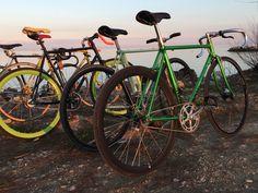 #lumacheinfissa #rosetodegliabruzzi #fixie #fixedbike