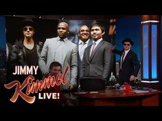 Jimmy Kimmel Live: Jimmy Kimmel Asks to be in Manny Pacquiao's Entourage