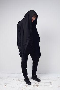 Ghetto gothic (подборка) / Мужская мода /