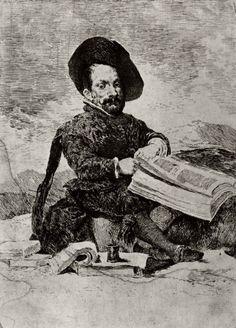 Goya y Lucientes, Francisco de: enano llamado El Primo, después de Velázquez