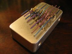 How to build an electric mbira from titanium bicycle spokes and radio controlled boat parts — Music Thing Modular Notes — Medium