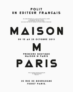 Graphic design studio based in Paris Web Design, Graphic Design Layouts, Layout Design, Print Design, Type Design, Typography Layout, Typography Letters, Graphic Design Typography, Typography Poster