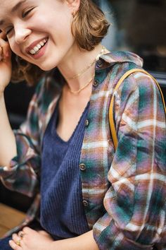 4 Ways to Wear Flannel This Fall - Urban Outfitters - Blog