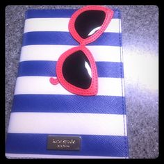 Kate spade Passport holder / wallet Very cute passport / wallet!  Perfect for all your credit cards!! kate spade Bags Wallets