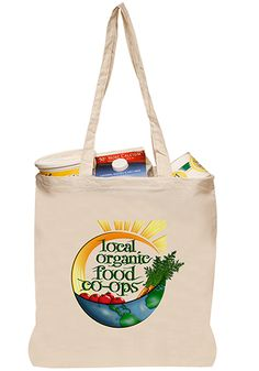 Custom Cotton Canvas Tote Bags Printed with Your Logo