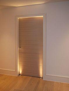 Interior Door Trim, Interior Door Styles, Door Design Interior, Interior Modern, Baseboard Styles, Baseboard Trim, Architrave Door, Modern Baseboards, Indoor Doors