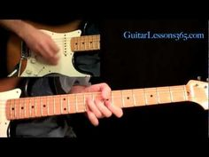 Jimi Hendrix - All Along The Watchtower Close-Up Guitar Performance by Carl Brown - YouTube
