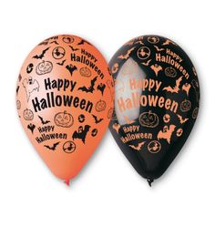 Pack of All Around Halloween Balloons